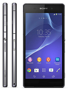 Sony Xperia Z2 Reconditionné Noir
