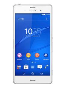 Sony Xperia Z3 Blanc