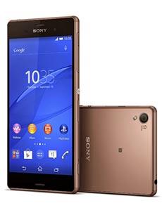Sony Xperia Z3 Bronze
