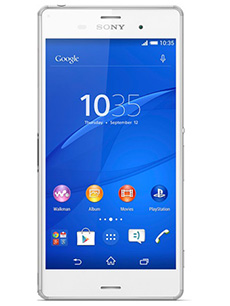 Sony Xperia Z3 Compact Reconditionné Blanc