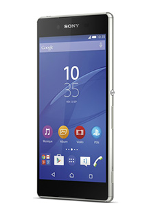 Sony Xperia Z3 Plus Bleu