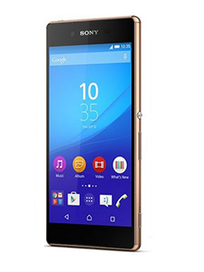Sony Xperia Z3 Plus Cuivre