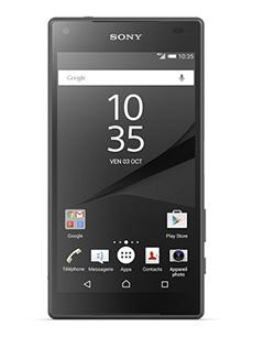 Sony Xperia Z5 Compact Noir