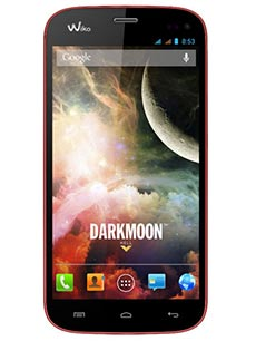 Wiko DarkMoon Rouge