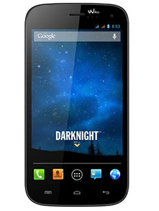 Wiko Darknight Noir