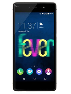 Wiko Fever 4G Or