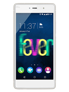 Wiko Fever 4G Blanc