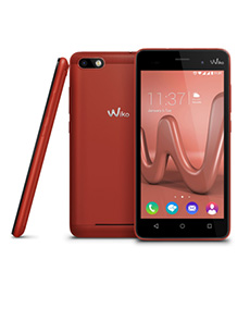 Wiko Lenny 3 Rouge