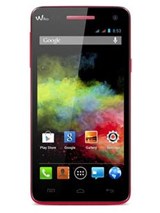 Wiko Rainbow Orange