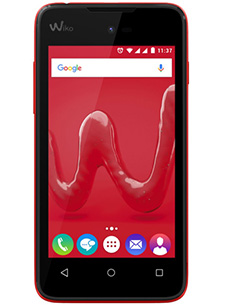 Wiko Sunny Rouge