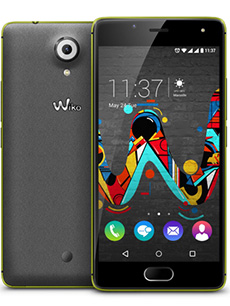 Wiko U Feel Gris Lemon