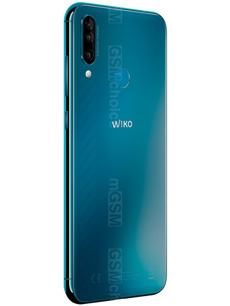 Wiko View 3 Bleen