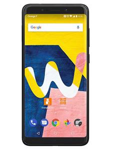 Wiko View Lite Noir le smartphone léger made in France sur MeilleurMobile