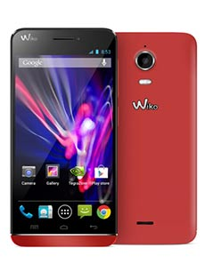 Wiko Wax Rouge