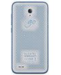 Alcatel One Touch Go Play Blanc et Bleu