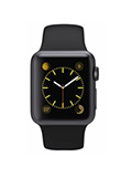 Apple Watch Sport Aluminium 38mm Noir