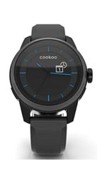 Cookoo Watch Noir