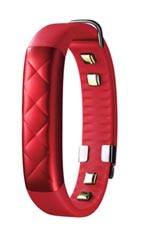 Montre Jawbone UP3 Rouge
