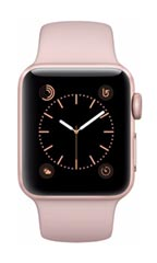 Montre Apple Watch 2 Alu Or Rose 38mm Bracelet Sport Rose