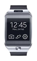 Montre Samsung Gear 2 Argent