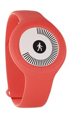 Montre Withings Go Rouge