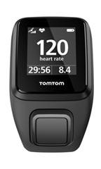 Montre TomTom Runner 3 Cardio L Noir et Vert