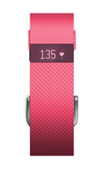 Montre FitBit Charge HR S Rose
