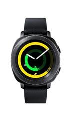 Samsung Gear Sport Gris Acier