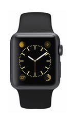 Montre Apple Watch Sport Aluminium 38mm Noir