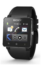 Montre Sony SmartWatch 2 Silicone Noir