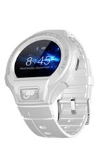 Montre Alcatel One Touch Go Watch Blanc