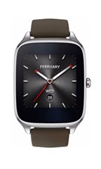 Montre Asus ZenWatch 2 Gris Silicone