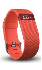 Montre FitBit Charge HR S Orange