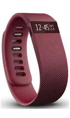 Montre FitBit Charge L Bordeaux