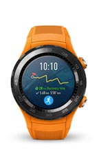 Huawei Watch 2 Sport Orange