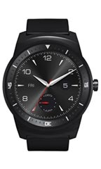 Montre LG G Watch R Noir