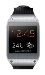 Montre Samsung Galaxy Gear Noir