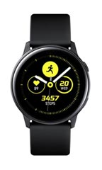 Samsung Galaxy Watch Active Noir Pur
