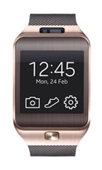 Montre Samsung Gear 2 Or