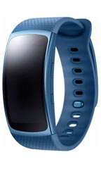 Montre Samsung Gear Fit 2 S Bleu