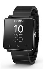 Montre Sony SmartWatch 2 Metal Noir