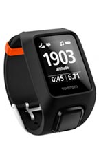 Montre TomTom Adventurer Cardio + Music Noir