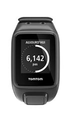 Montre TomTom Runner 2 Music Noir