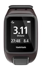 Montre TomTom Spark Large Marron
