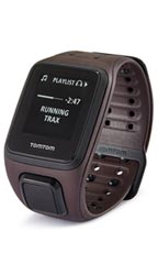 Montre TomTom Spark Music Large Marron
