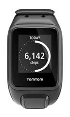 Montre TomTom Spark Music Large Noir