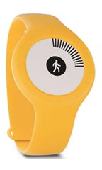 Montre Withings Go Jaune