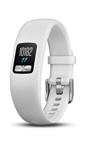 Garmin Vivofit 4 Blanc : un bracelet connecté pour le sport connecté