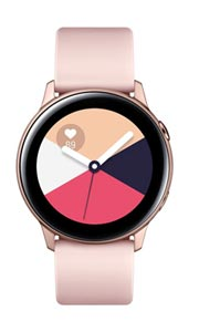 Samsung Galaxy Watch Active Or Rose