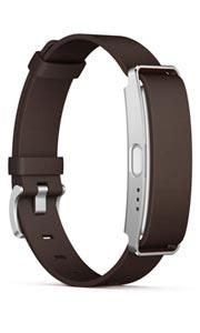 Sony SmartBand SWR10 Cuir Brun